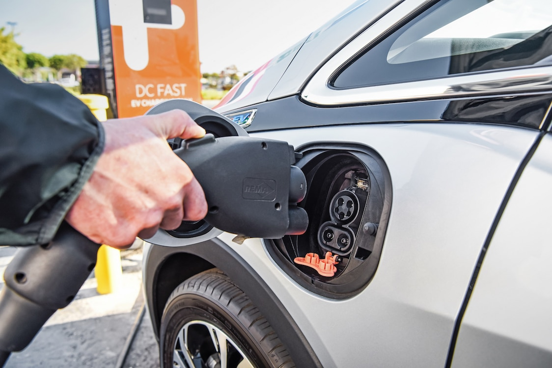 GM, Bechtel Planning JV to Create New EV Charging Network