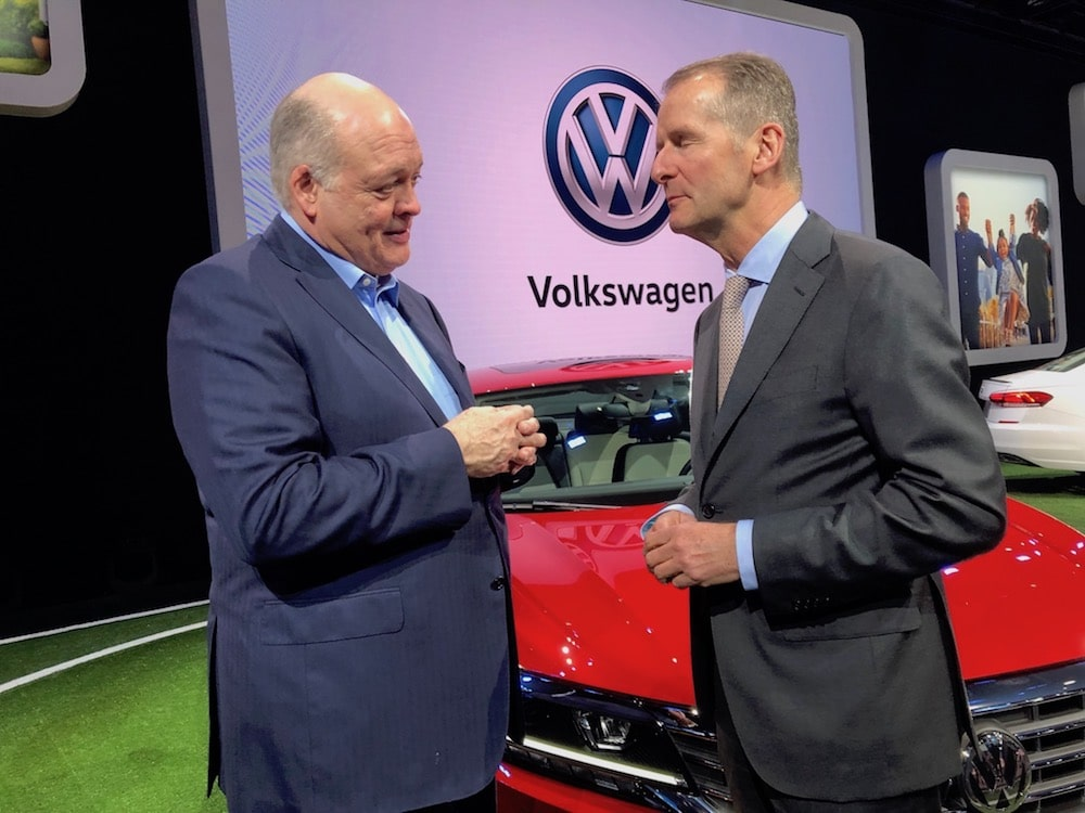 Ford, VW Preparing to Lock Down Expanded Alliance to Focus on EVs, Autonomous Vehicles