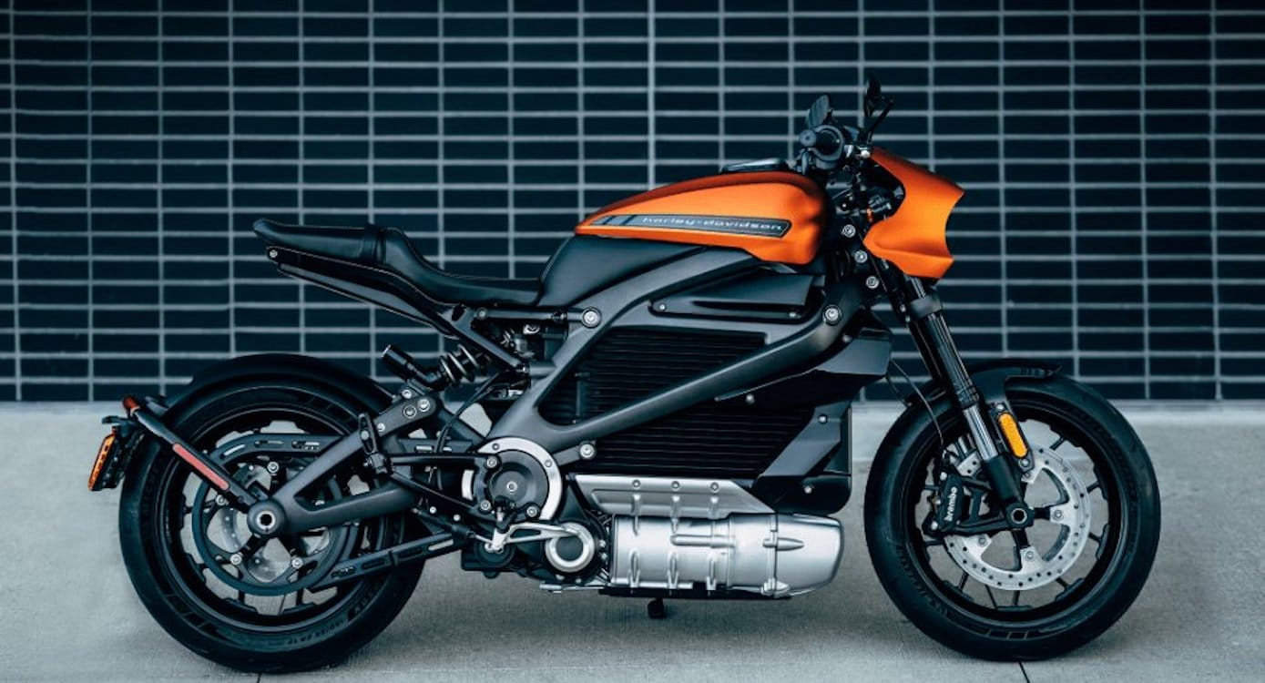 Harley-Davidson Puts Stop to LiveWire Production
