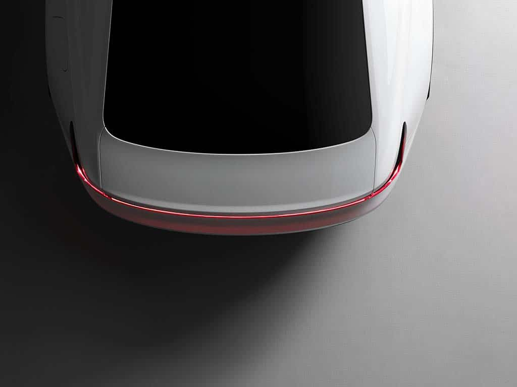 Volvo Polestar 2 Electric Vehicle Teased