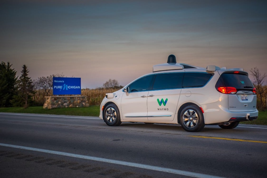 Waymo to Build Self-Driving Cars in Michigan