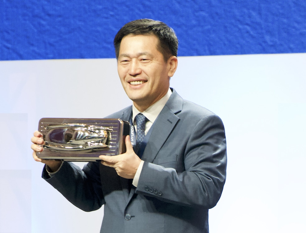 Koreans Pull Double Win in North American Car, Truck, Utility of the Year Awards