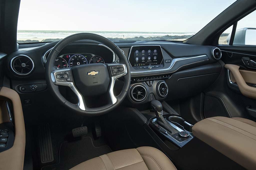 First Drive: 2019 Chevrolet Blazer | TheDetroitBureau.com