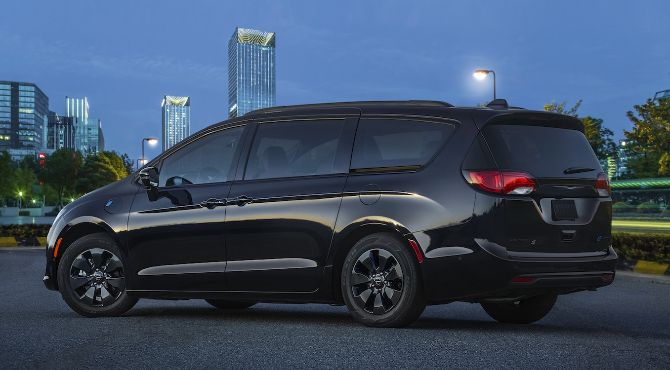 First Drive 2019 Chrysler Pacifica Hybrid Limited