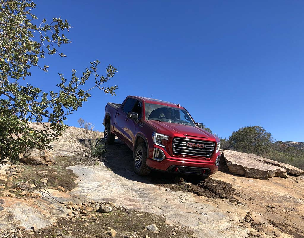 First Drive: GMC Sierra AT4 | TheDetroitBureau.com