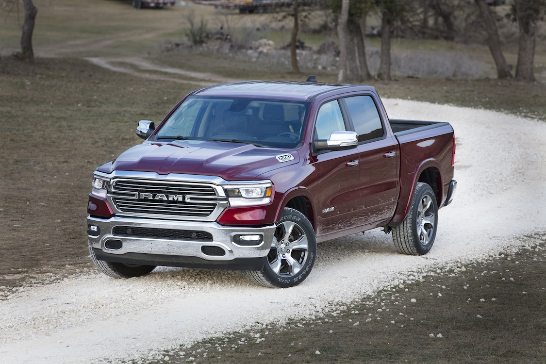 Automakers Post Strong June Sales: Ram Beats Chevy in Q2 Pickup Sales