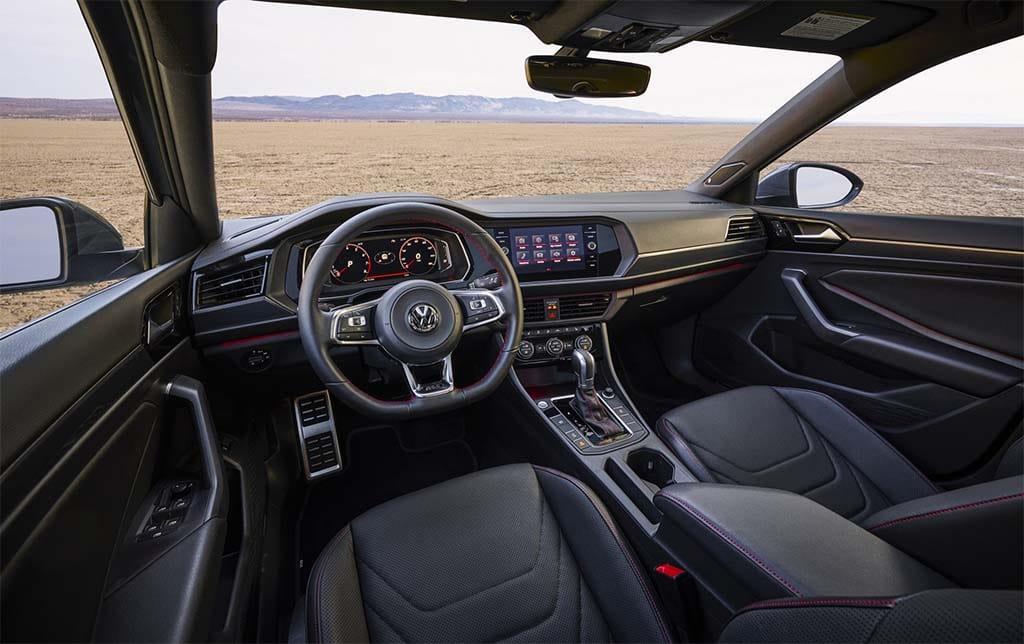 Volkswagen Ups the Ante with 2019 GLI Sedan | TheDetroitBureau.com