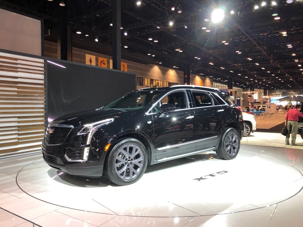 Cadillac Adds to Growing Portfolio of CUVs with XT5 Sport