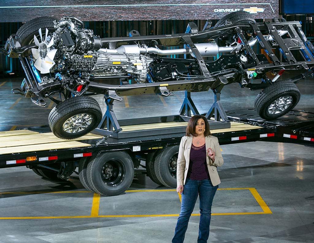 First Look: 2020 Chevrolet Silverado HD | TheDetroitBureau.com