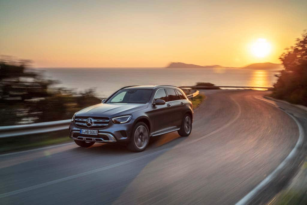 More Than a Mid-Cycle Refresh: A First Look at the Mercedes-Benz GLC