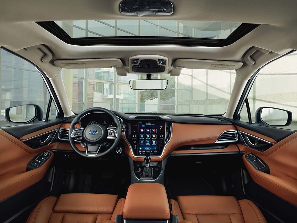 Subaru Teases 2020 Outback Ahead Of Nyias Debut Thedetroitbureau Com