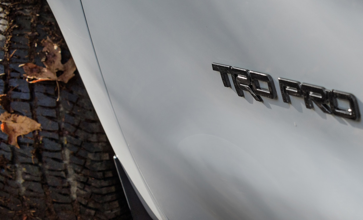 Toyota Adding a Little Spark to Chicago Show with TRD Pro Tease