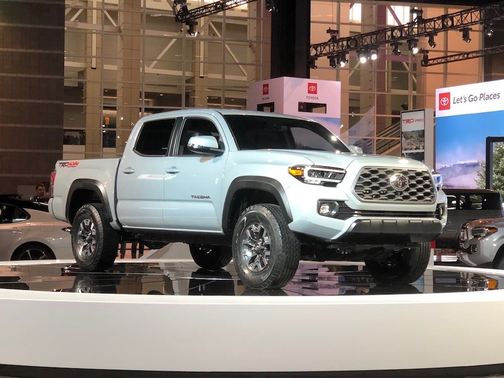 Toyota Will Rely on Single Platform for All Future Pickups
