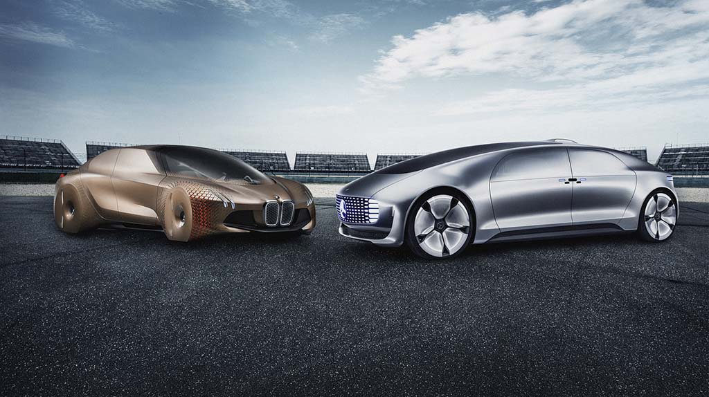 BMW, Daimler Announce Another Alliance Focused on Autonomous Driving
