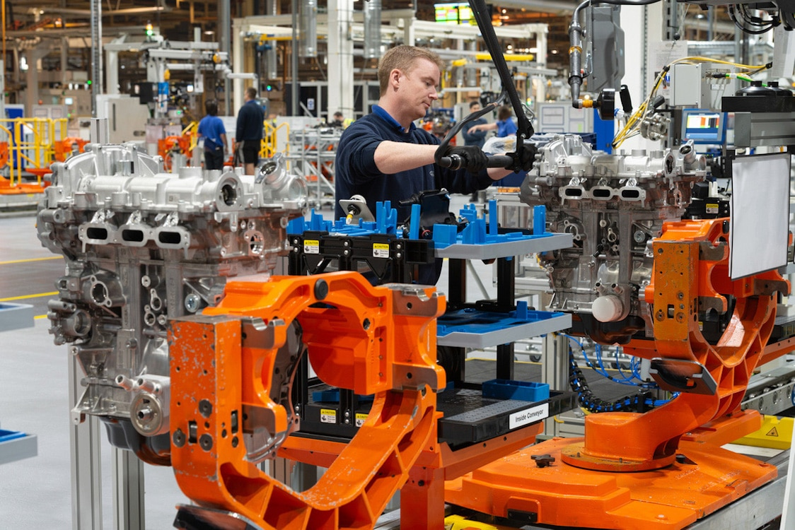 Ford Shuttering UK Engine Plant, Selling Russian Factories