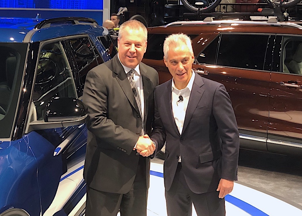 Ford Investing $1B, Adding 500 Jobs to Expand SUV Production