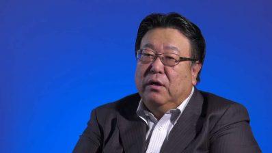 Honda COO Seiji Kuraishi