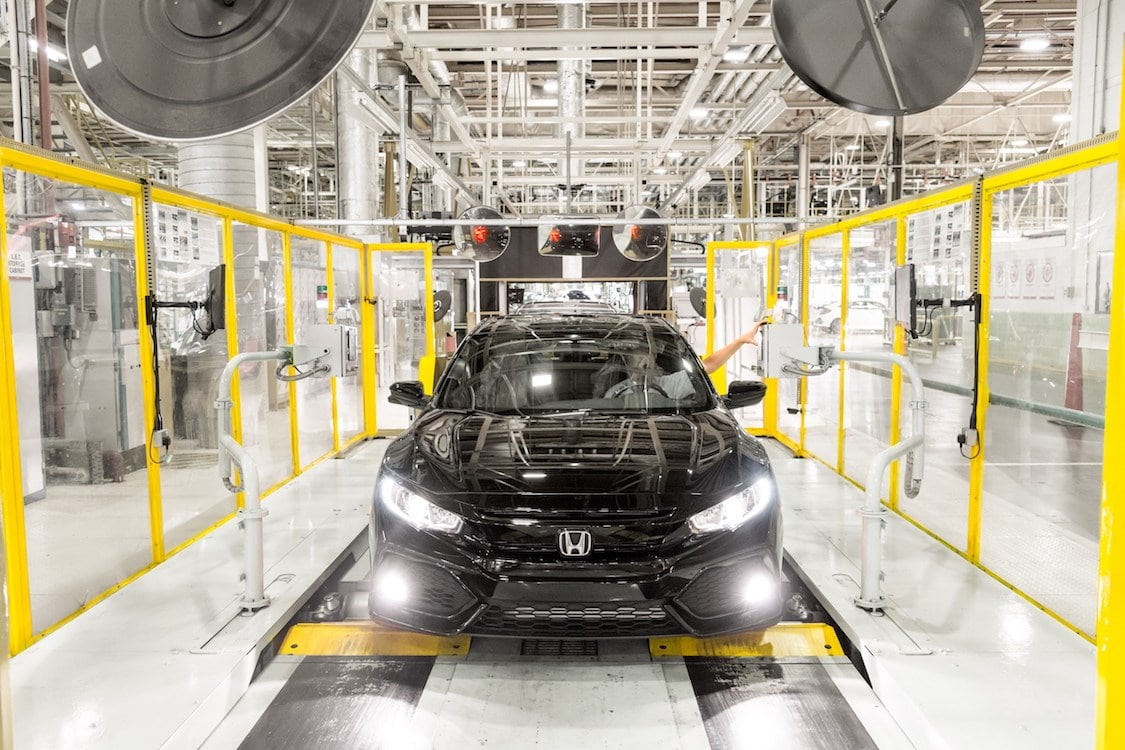 Honda Shutting Down Lone UK Auto Plant