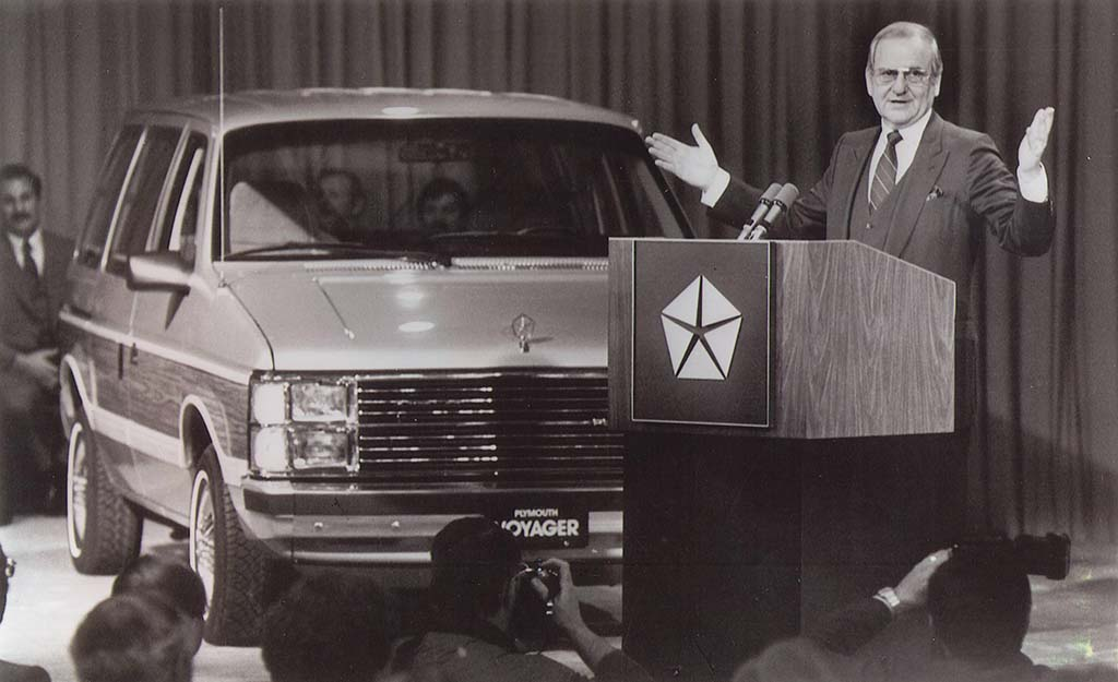 From Mustangs to Minivans, Automotive Icon Lee Iacocca Dead at 94