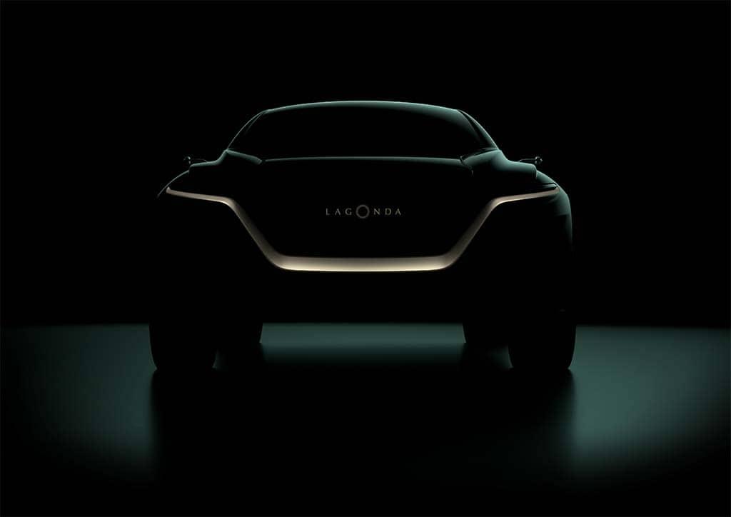 Aston Martin Lagonda All-Terrain Concept Hints at Future