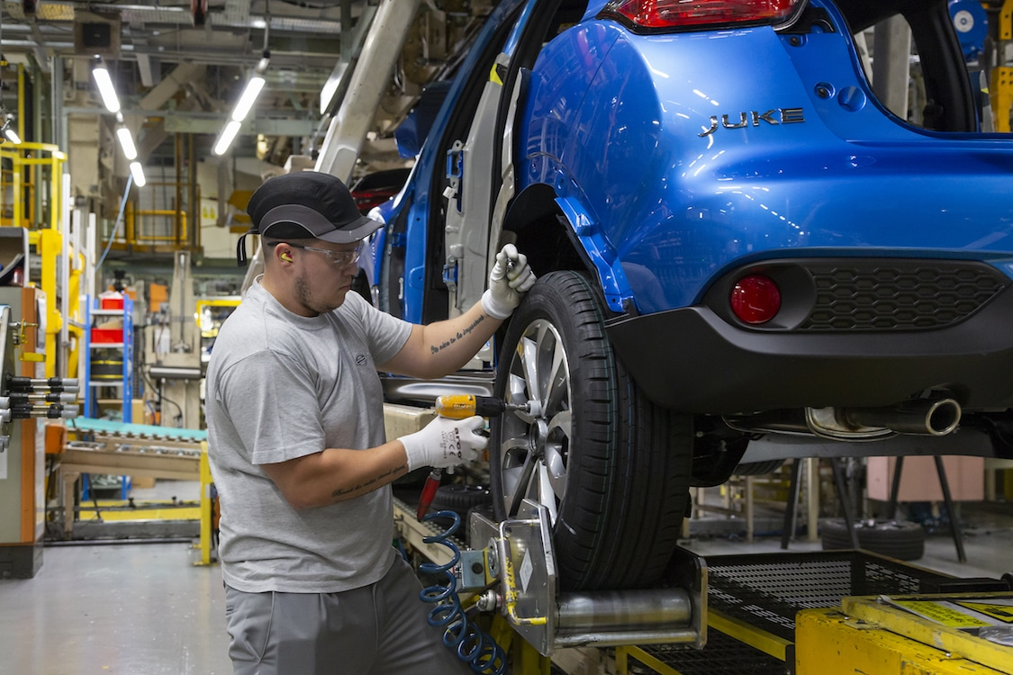 Nissan is moving production of the X Trail from its plant in Sunderland England to Japan due to Brexit issues
