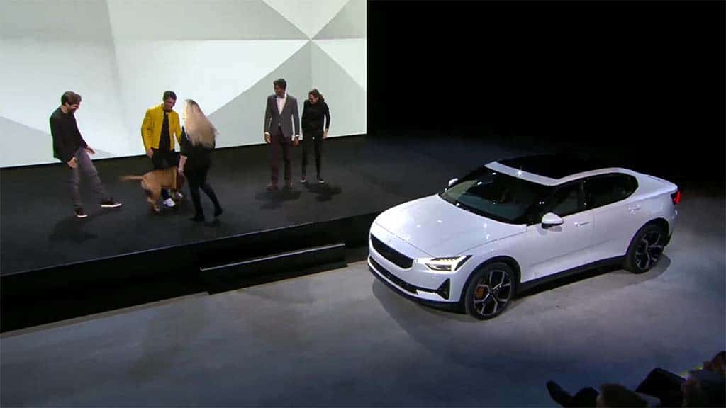First Look: Polestar 2 Goes All Electric