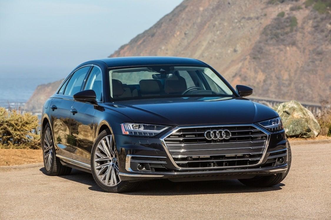 First Drive: 2019 Audi A8 L Quattro
