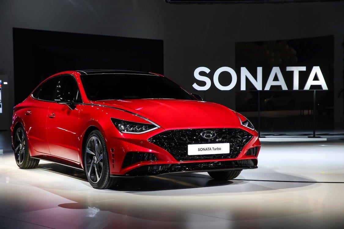 Hyundai Jumps Big Apple, Debuting New Sonata in Seoul