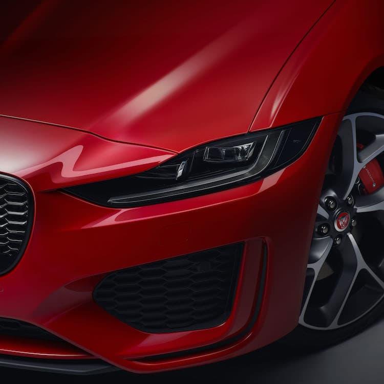 First Look: 2020 Jaguar XE