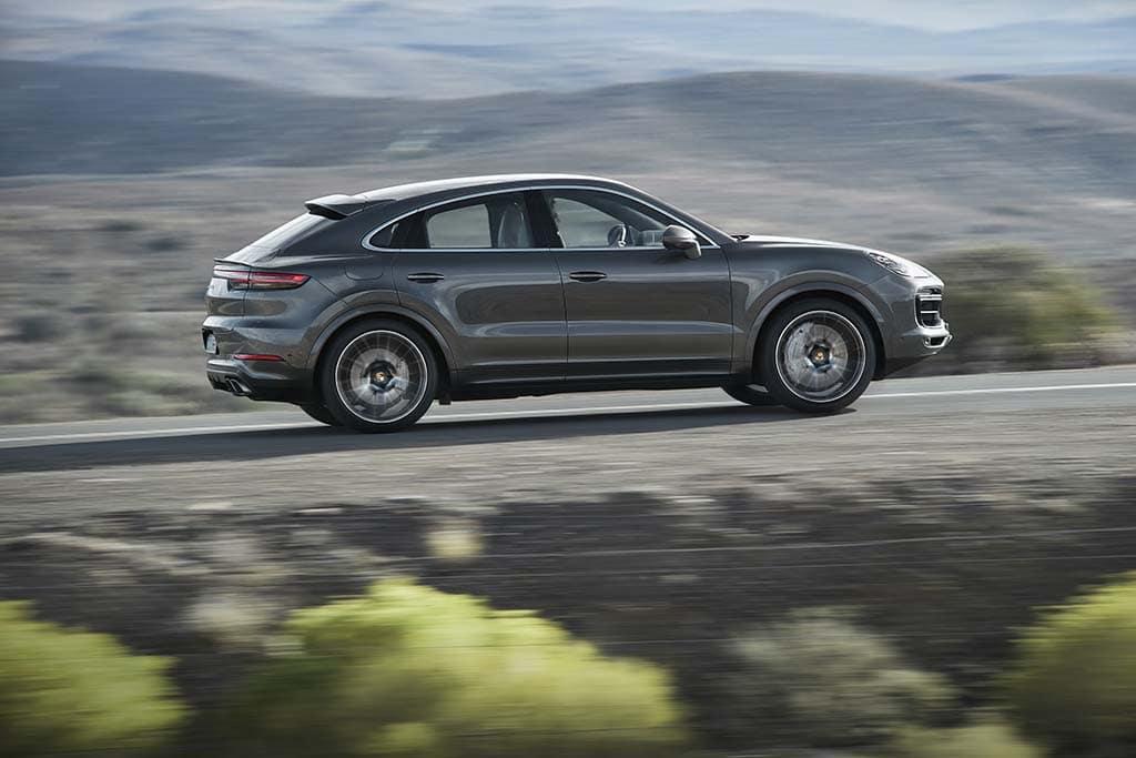 Porsche S New Cayenne Coupe Is Pretty And Pretty