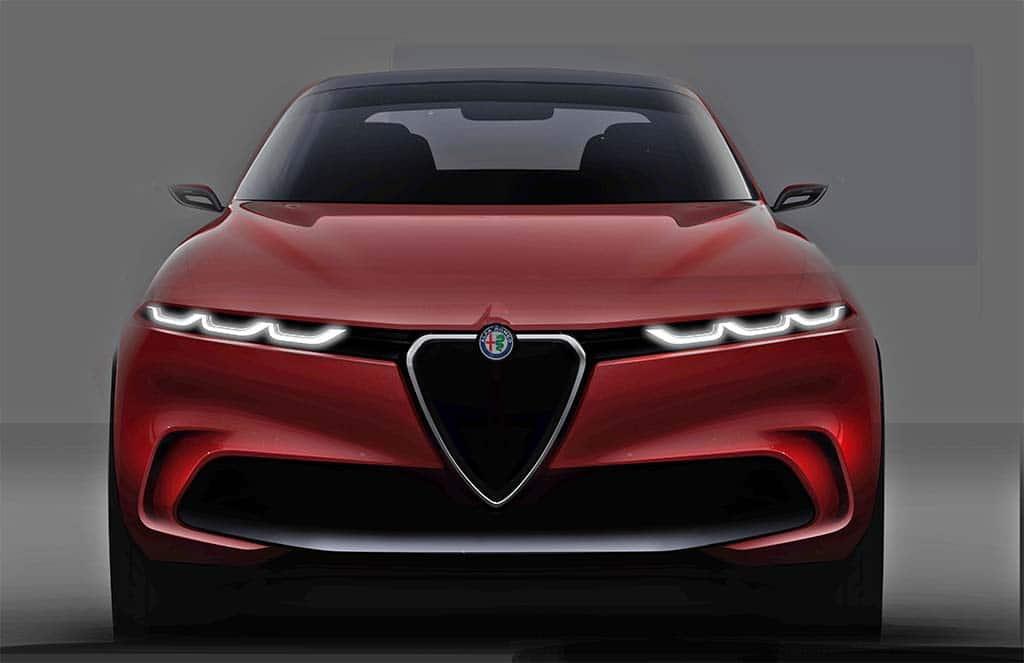 Alfa Romeo Signals Plug-In Plans With Tonale Concept