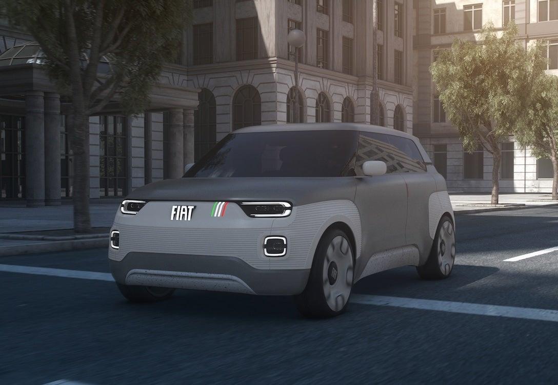 Fiat Concept Centoventi Offers Ultimate in Customization