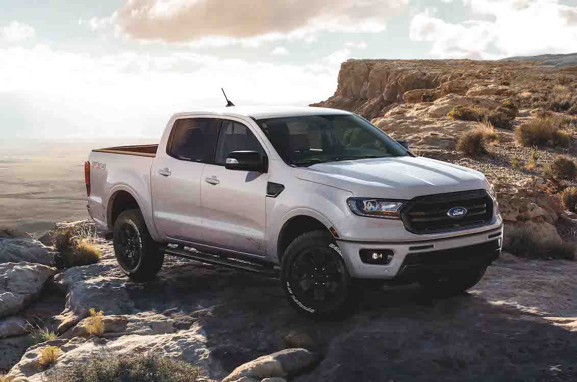 Ford Ready to Run With New Ranger Appearance Package