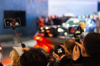 Geneva Motor Show media 2019