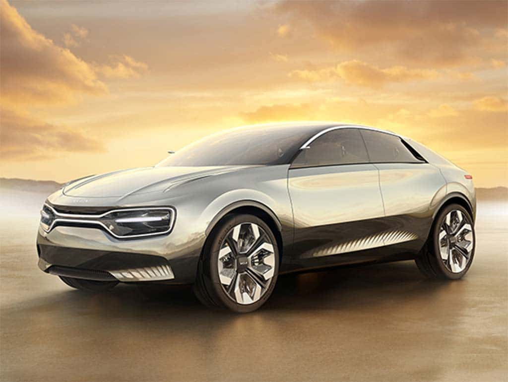 Imagine That! Kia Stretches its Imagination with Geneva Battery-Car Concept