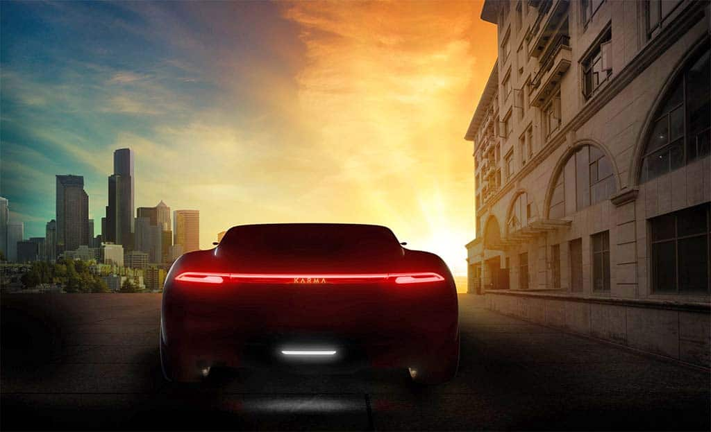 """Karma Set to Debut Three """"All-New"""" Models in Shanghai"""