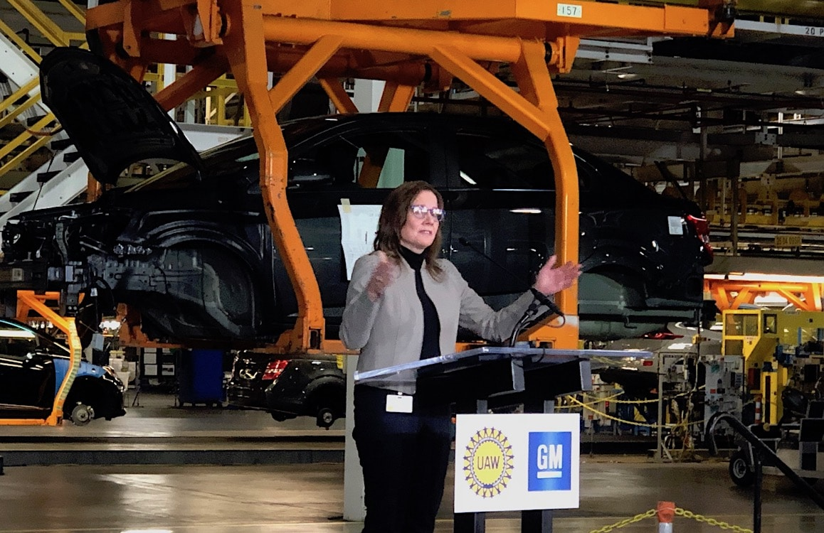 GM Investing $300M in Detroit-Area Plant for New EVs