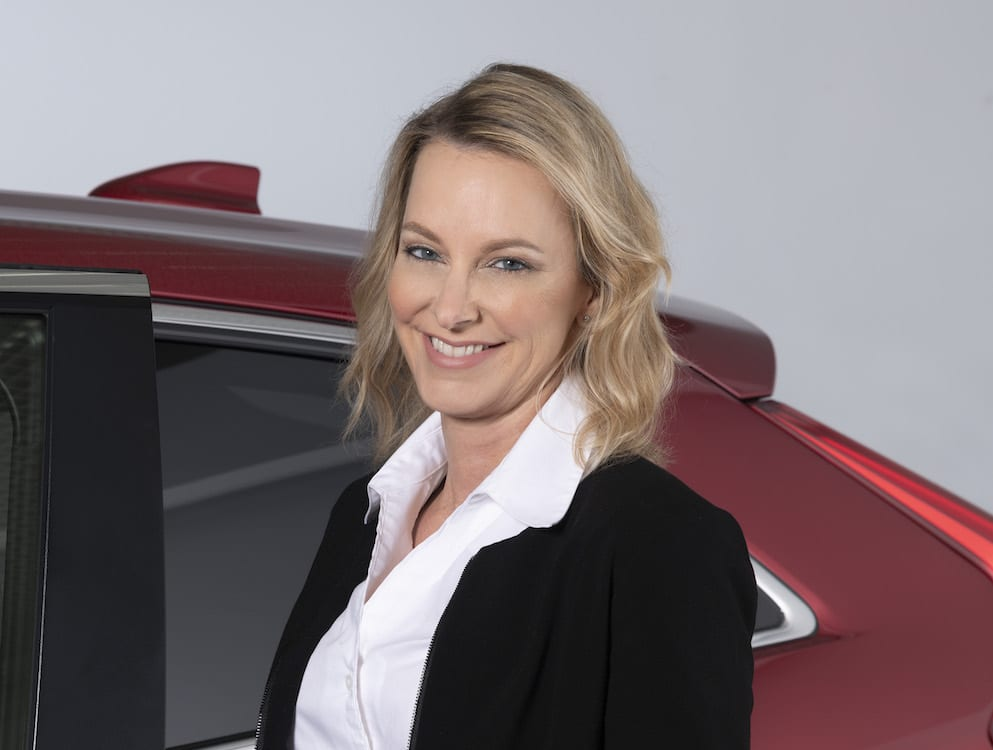 Women in Auto: Q&A With Mitsubishi Motors CMO Kimberley Gardiner