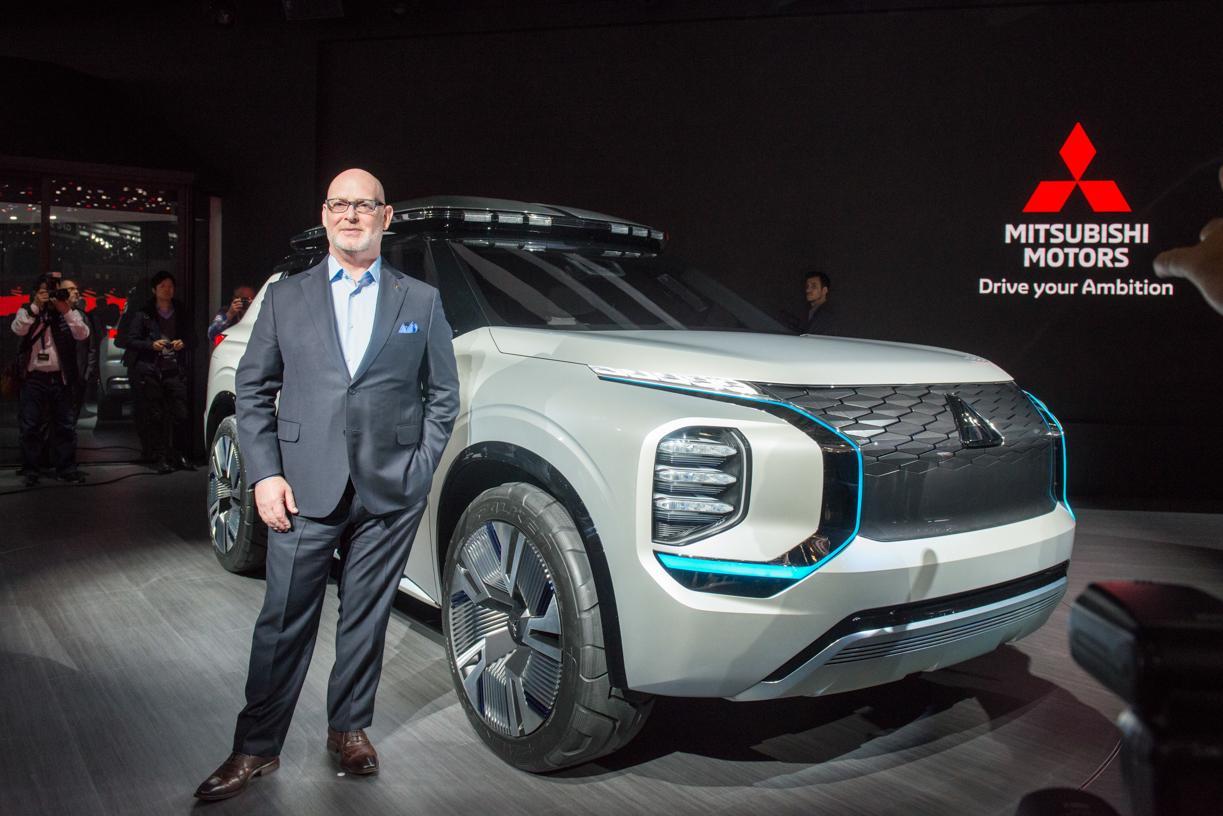 Mitsubishi Debuts Swiss-Inspired Engelberg Tourer PHEV