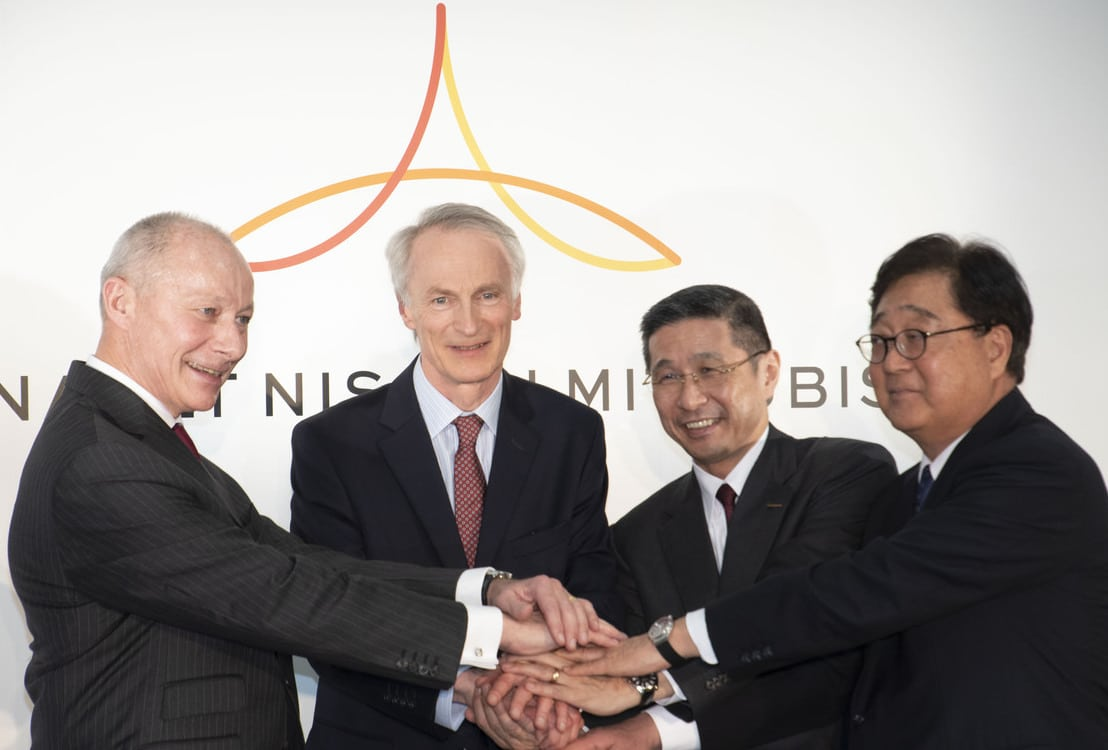 Renault Nissan Mitsubishi Alliance Reconfigures Board of Directors