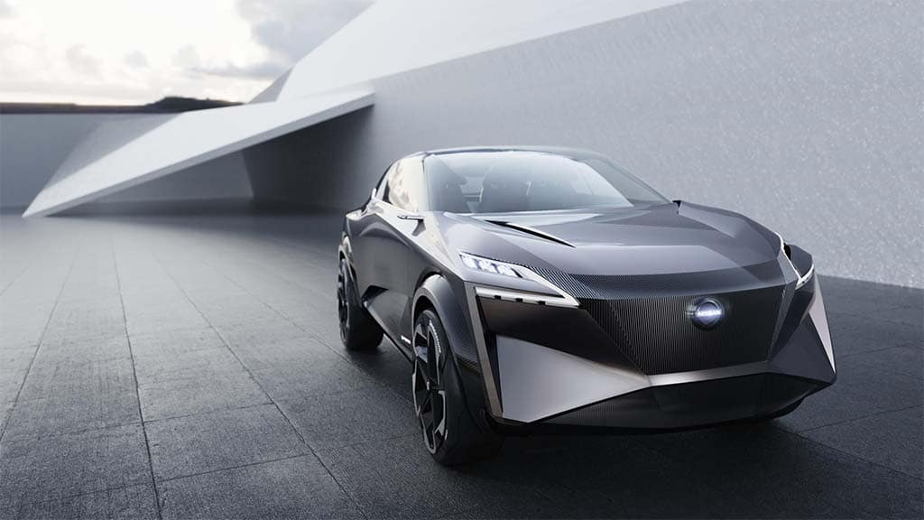 "Nissan IMQ ""Signals the Direction"" of Future Electric CUVs ..."
