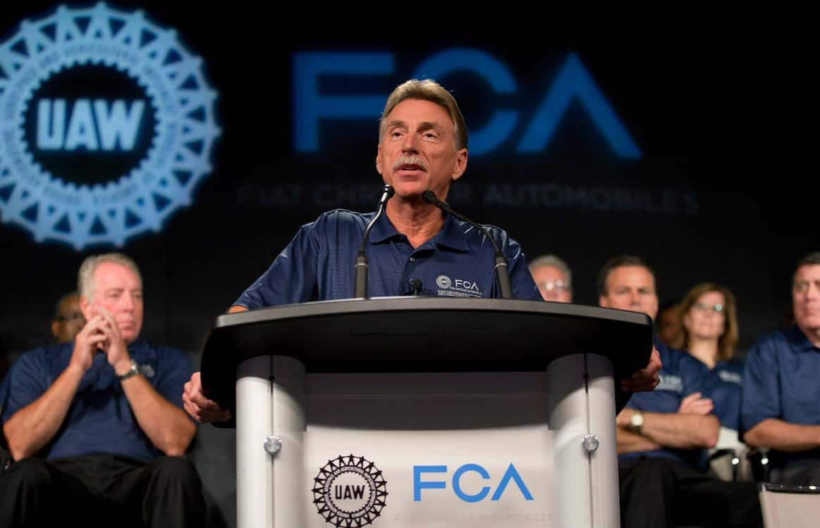 Former Union VP Jewell Pleads Guilty in FCA-UAW Scam