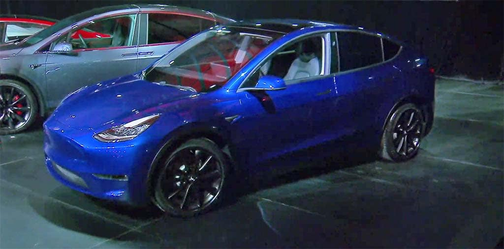 Tesla Model Y Likely to Roll Out of Fremont Plant After All