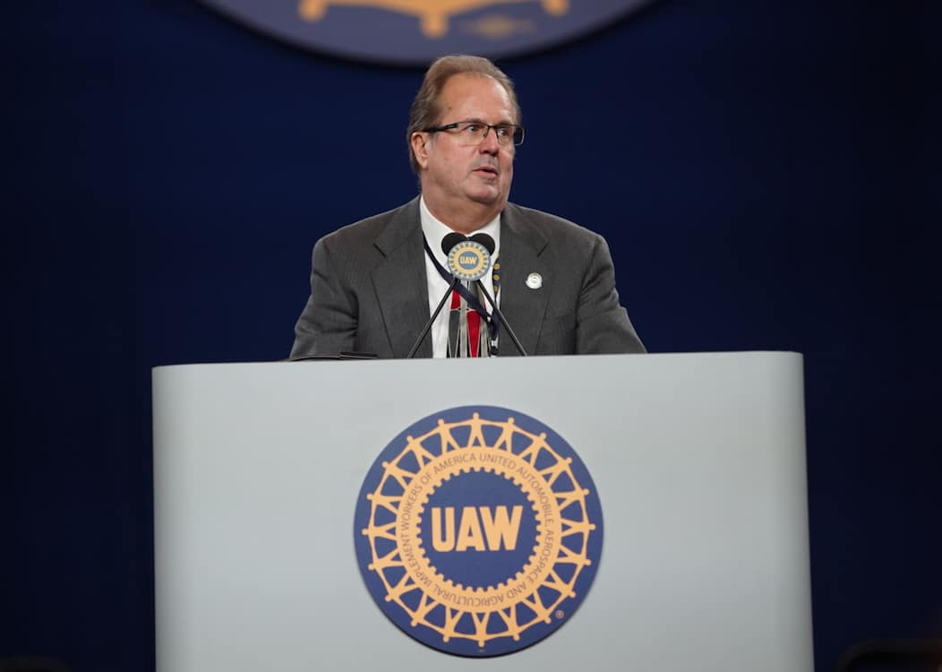 Feds Charge Former UAW President Jones with Embezzlement, Failure to Pay Taxes