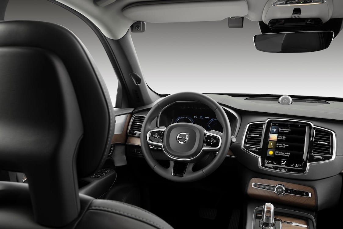 Volvo Using Cameras to Prevent Distracted, Drunk Driving
