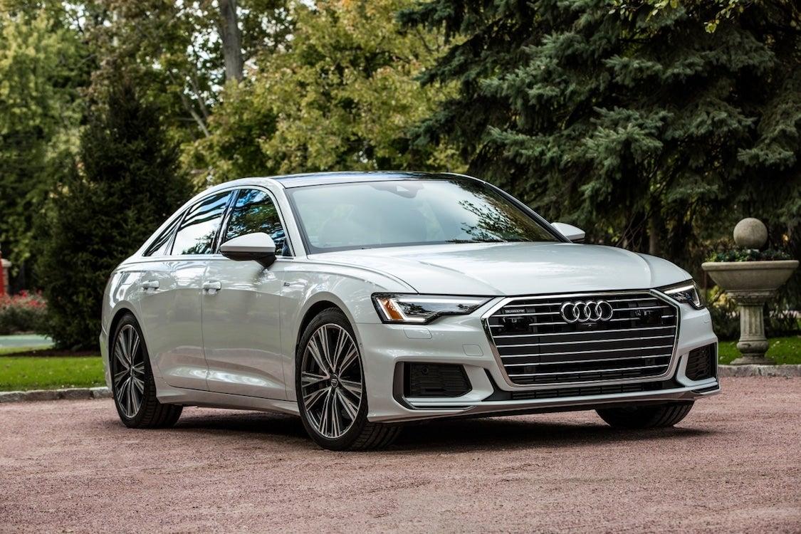 First Drive: 2019 Audi A6