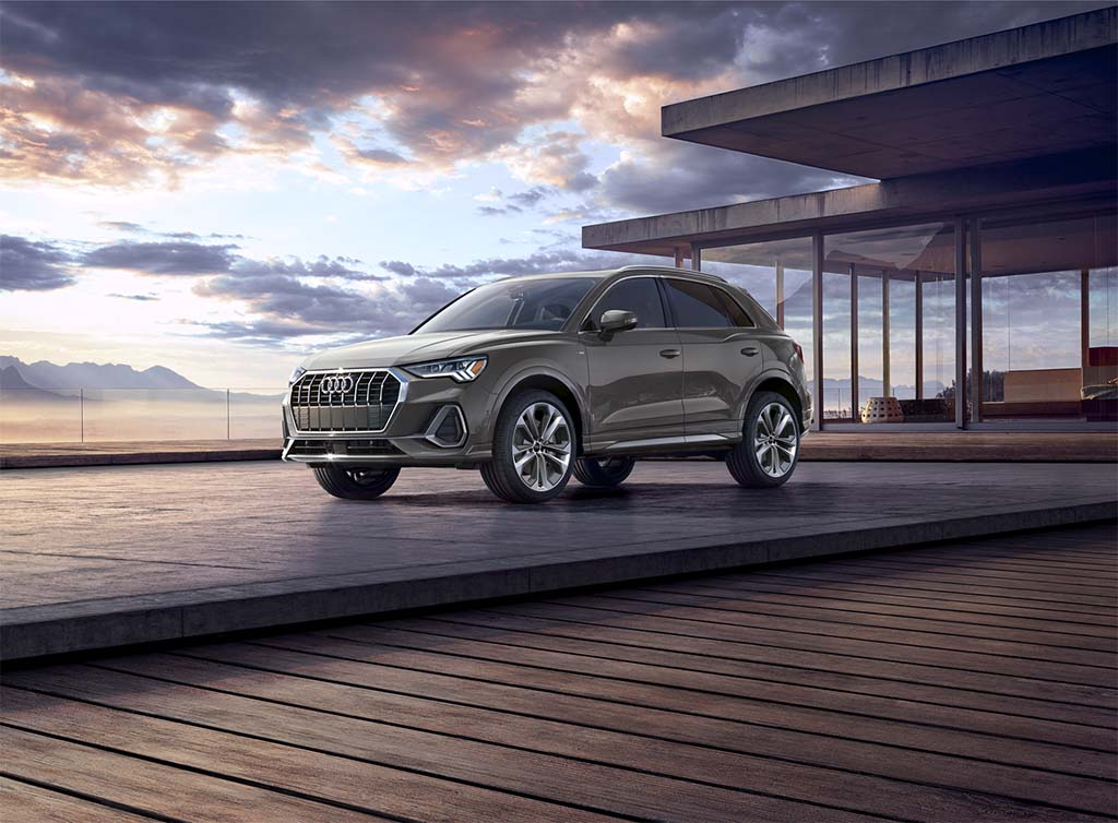 2nd Generation Audi Q3 Grows Larger, More Sophisticated