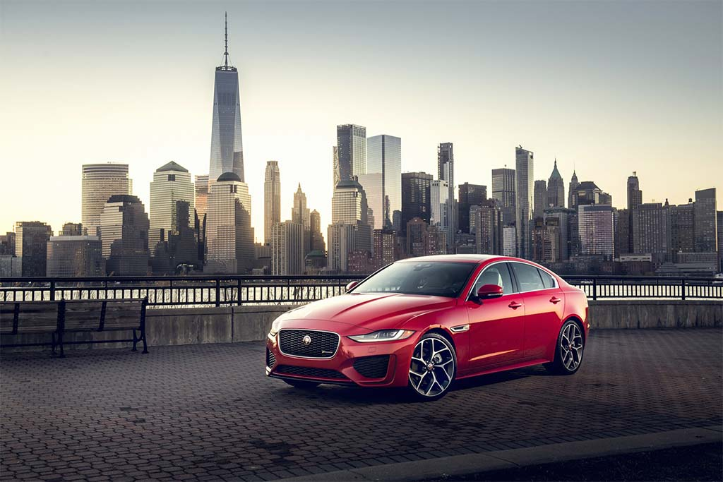 Jaguar Land Rover Offer Up New Vehicles in New York