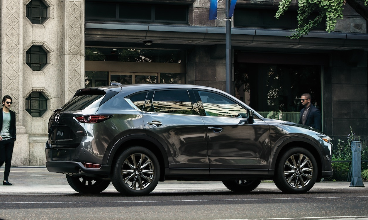 Better Late than Never, Mazda Gets into Diesel Game with CX-5 Skyactiv-D