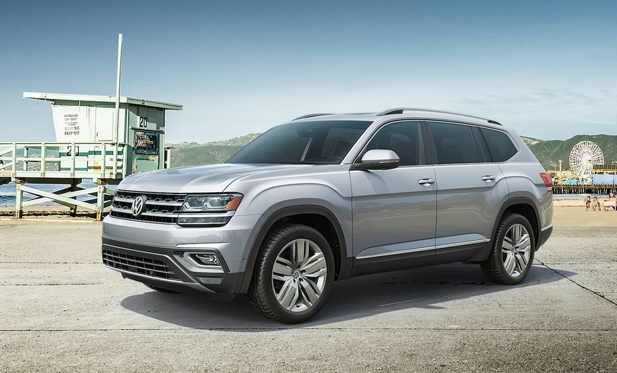 First Drive 2019 Volkswagen Atlas Thedetroitbureau Com
